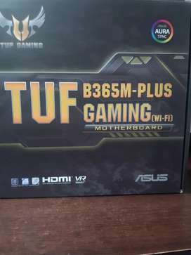 Placa madre B365M-plus gaming(wifi)