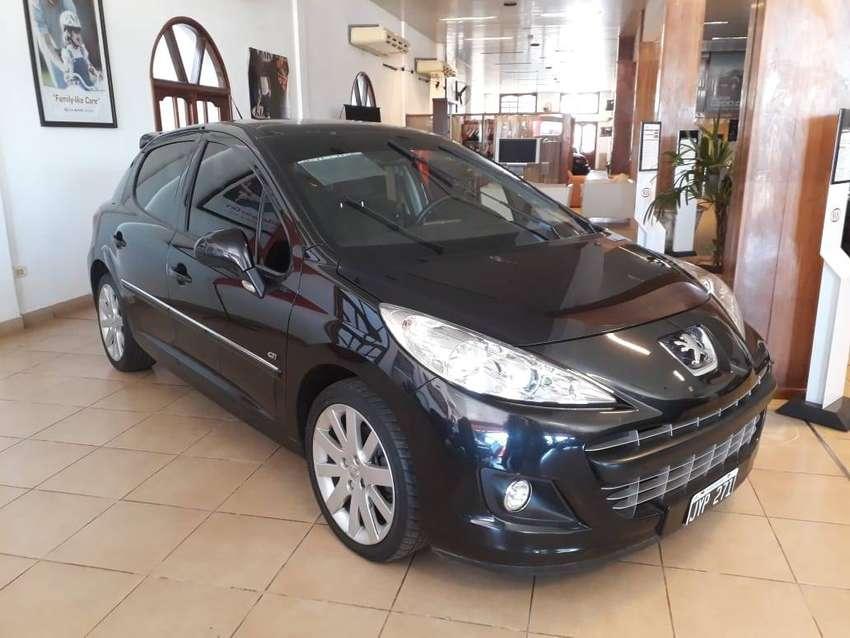 Peugeot 207 1.6 TURBO GTI mod 2011