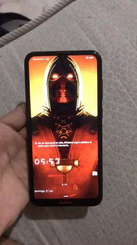 Vendo o cambio Huawei y7 2019 / 32 GB, 3 RAM. 10/10