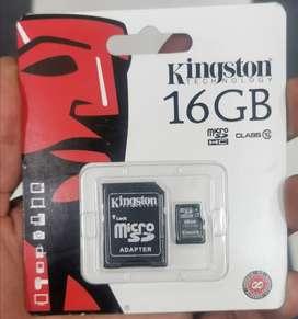 Vendo memorias 16gb 32 gb 64 gb