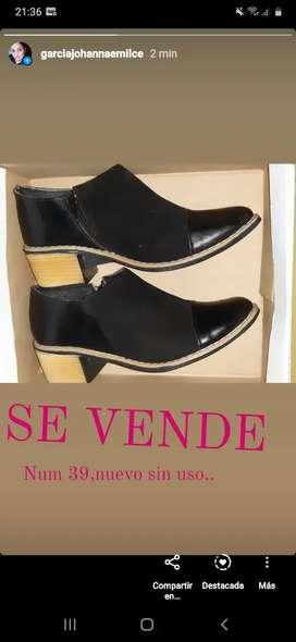 Vendo zapato dama nuevo