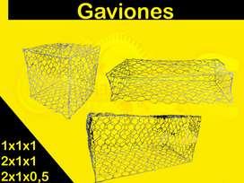 Gaviones 1x1x1-2x1x1-2x1x0,5
