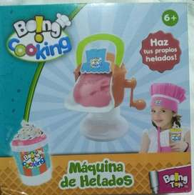 Máquina de Helados Boing Toys