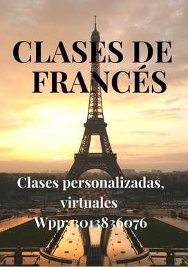 Clases y refuerzos personalizados virtuales