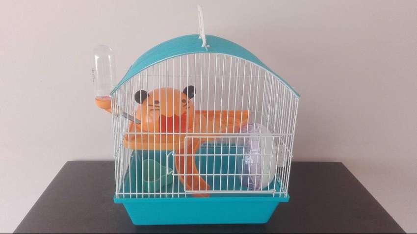 Jaulas importadas para Hamster o ratoncitos