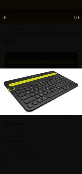 Logitech teclado