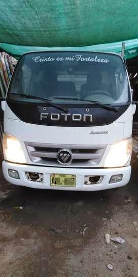 OCASIÓN Vendo camión foton ÓPTIMAS CONDICIÓN POCO USO
