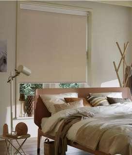 Persianas enrrollables en tela blackout para mayor confort y comodidad al dormir oscuridad para mejor descanso