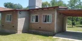Casa alquiler temporario p/hasta 4 personas.