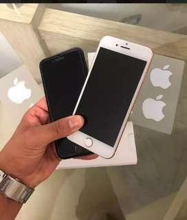 Se vende hermoso iphone 8, todos los accesorios