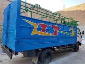Vendo camión Hyundai HD 78 año 2012