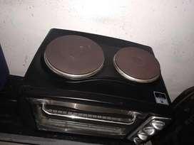 Horno estufa 250 g
