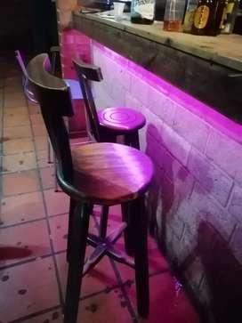 Se Vende mesas y sillas