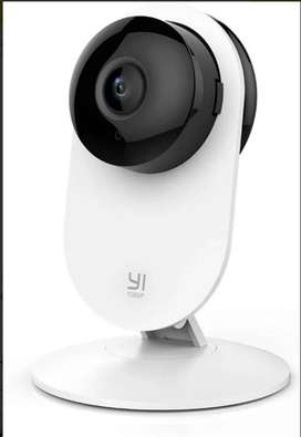 Camara Seguridad Inalambrica Yi Home Ip 1080p Interior