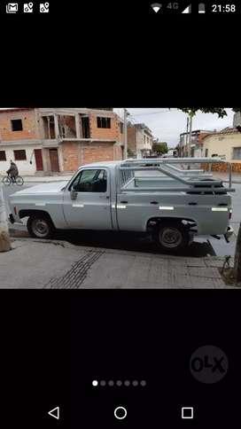 camioneta Chevrolet 74