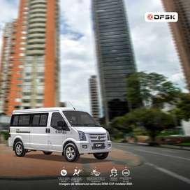 Se hacen expresos a nivel nacional con vehiculo DFSK Van Pasajeros 7 puestos (Placa Amarilla)