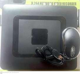 Remato DVR DTX- 4canales, VGA - HDMI, Compatible PC Y SMARTPHONE, Incluye mouse