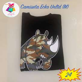 Camisa  ECKO UNLT Talla M