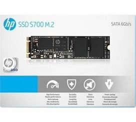 M.2 DISCO SOLIDO DE 250GB HP SSD S700 M.2