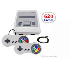 Súper Nintendo mini consola