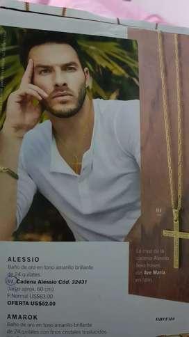 Cadena Alessio Hombre  yanbal.