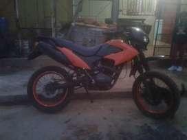 Vendo cross 200