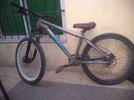Vendo bici para DH