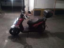 Vendo moto bws perfecto estado