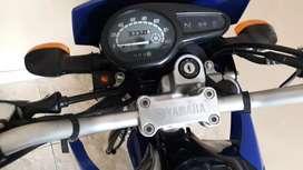 Vendo moto xtz 125 modelo 2019 negociable