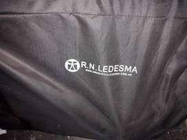 Camilla valija Plegable de aluminio. NUEVA.