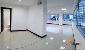 Arriendo Oficina 160 m2 por estrenar - Batán / Belavista
