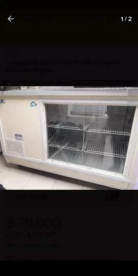 Vendo heladera mostrador  Kyla 2.110 m