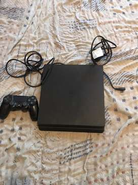 Play Station 4 slim 500gb