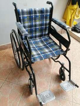 Se vende silla de ruedas negociable