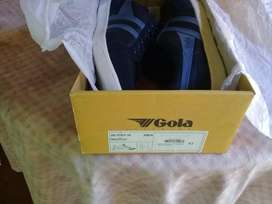 Vendo Zapatillas Gola Nuevas N 43