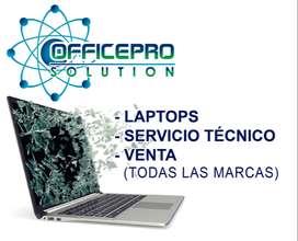 Reparación y Servicio Técnico  De PC y Laptops