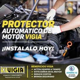 Vigia Protector Automatico de Motores