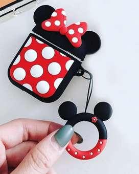 Forro de audífonos Minnie