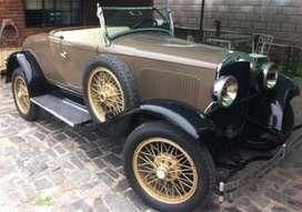 Plymouth 1928 de luxe
