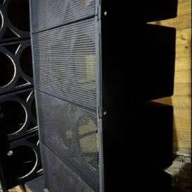 cajas de sonido profesional