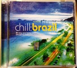 Cd Chill Brazil 36 Sexy Soul