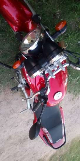 Vendo Yamaha ybr 250 impecable