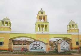 Alquiler de Casa de dos Pisos Villa Club 1 en Carabayllo con 5 habitaciones - 3 Baños - Sala - Comedor - Cochera - Patio