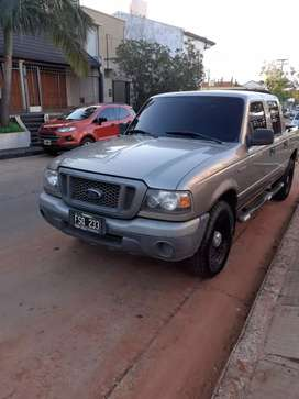 Vendo Ford ranger xl plus 3.0 doble cabina