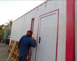 Alquiler / Venta y reparación de contenedores marítimos
