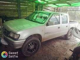 Chevrolet  Doble Cabina V6  4X2 MOD 2002