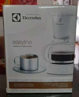 Cafetera Electrolux Ref. EASYLINE