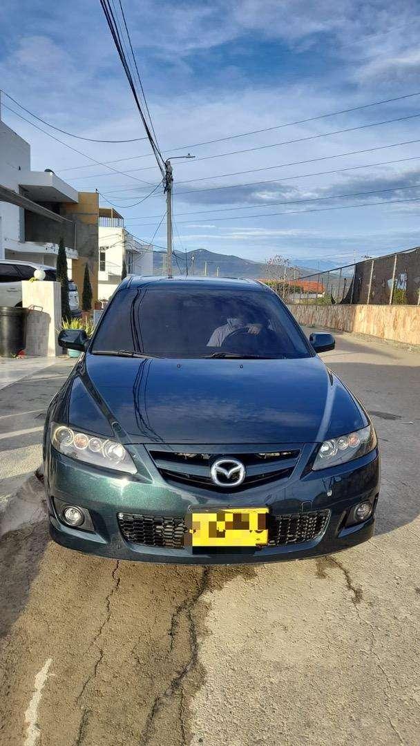 Mazda 6 - 2008 FULL EQUIPO