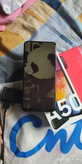 Vendo Samsung A50 estado 10/10 Duos