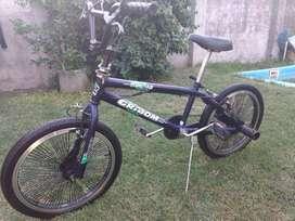 Bicicleta bmx!!! Practicamente nueva